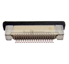 18 Pins 0.5mm Pitch Bottom Contact ZIF Connector,FPC Connector ER-CON18HB-1